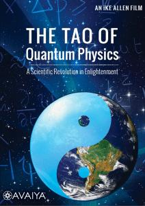 Tao of Quantum Physics DVD Cover