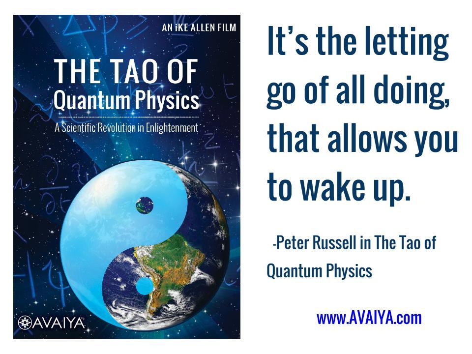 The Tao of Quantum Poster 2