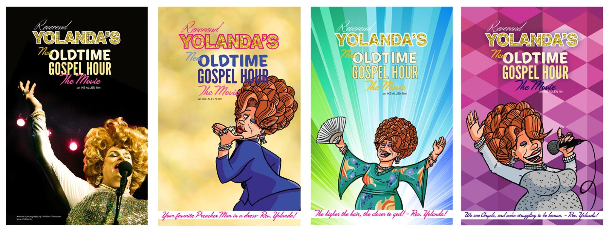Yolanda Posters Header