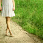 woman-walking-on-path