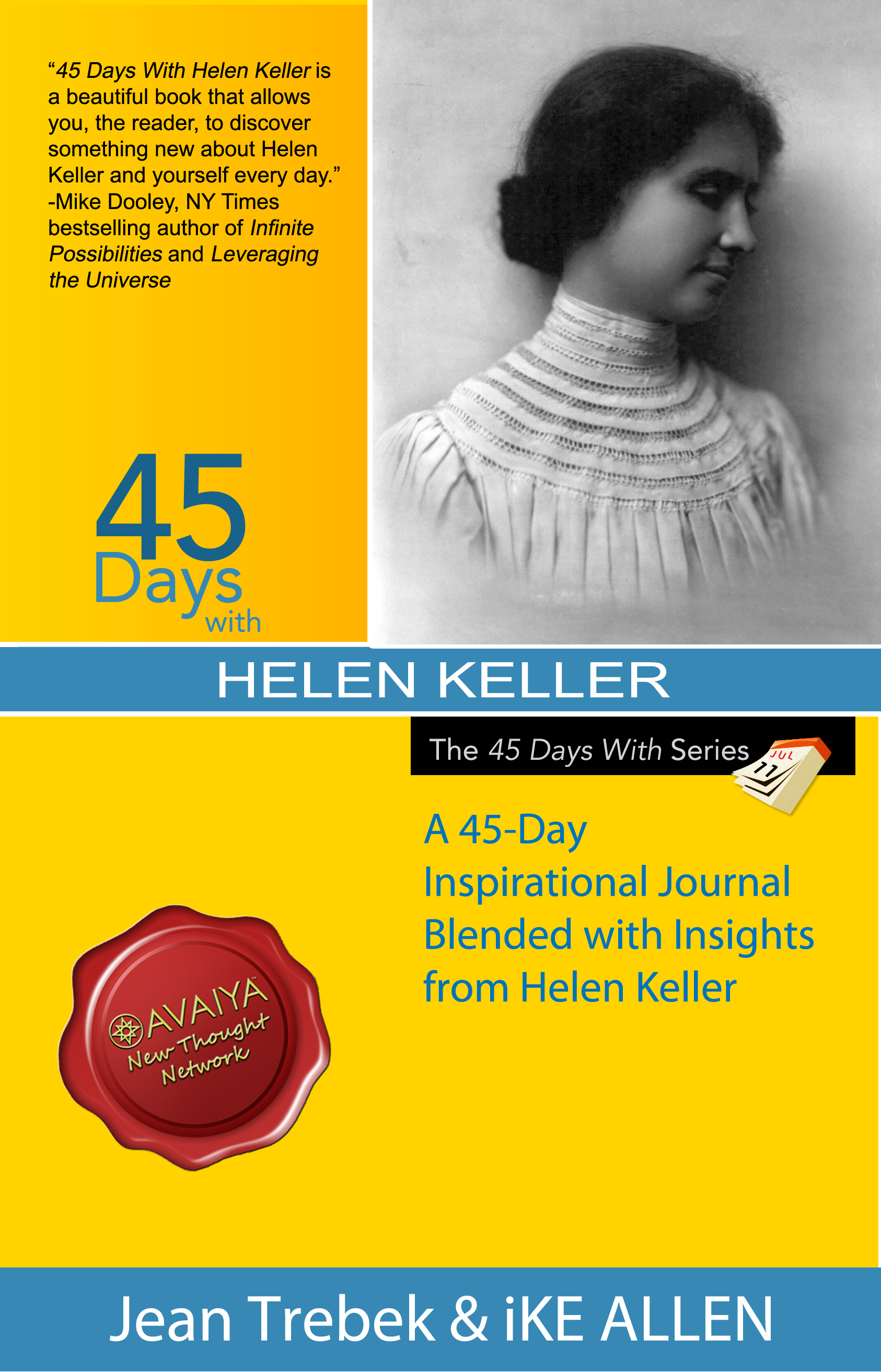 45 Days with Helen Keller