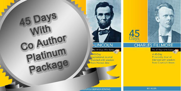 45 Days With Co-Author Platinum Package