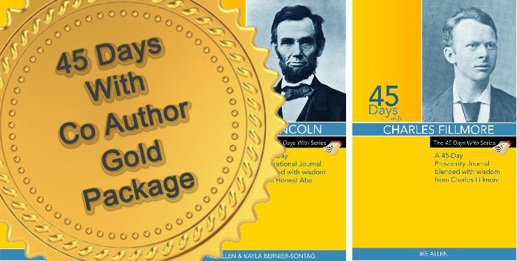 45 Days With Co-Author Gold Package