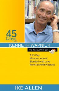 45 Days With Kenneth Wapnick Cover Front