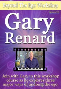 Gary Renard Beyond The Ego DVD Cover 2