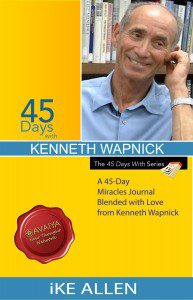 45 Days With Kenneth Wapnick Front Cover