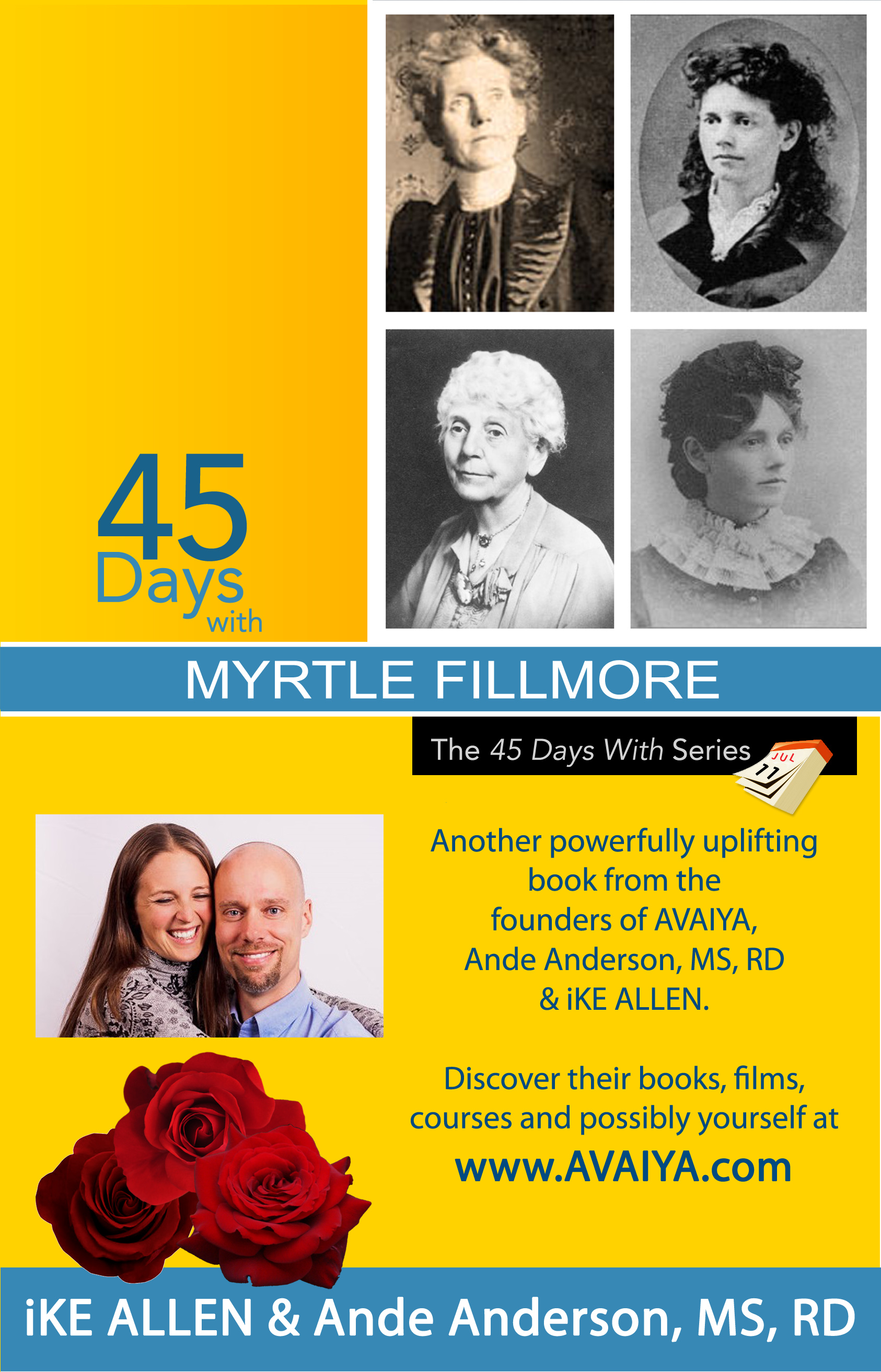 45 Days with Myrtle Fillmore