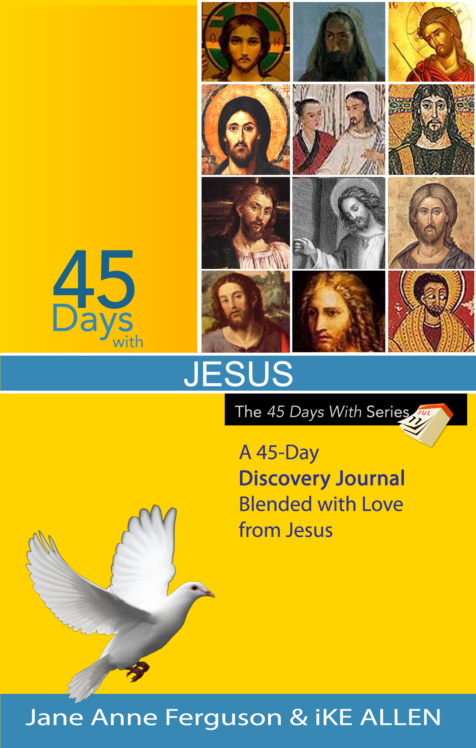 45 Days with Jesus (1 Book)