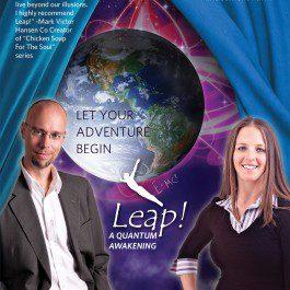Leap! A Quantum Awakening DVD