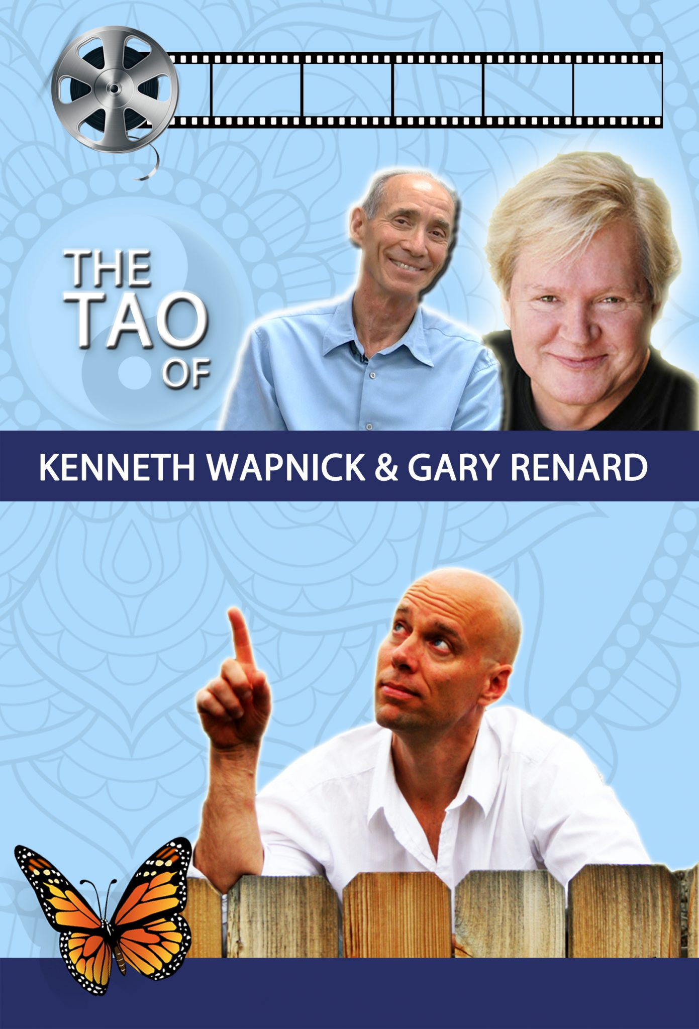 Tao of Kenneth Wapnick & Gary Renard Film - Digital Download