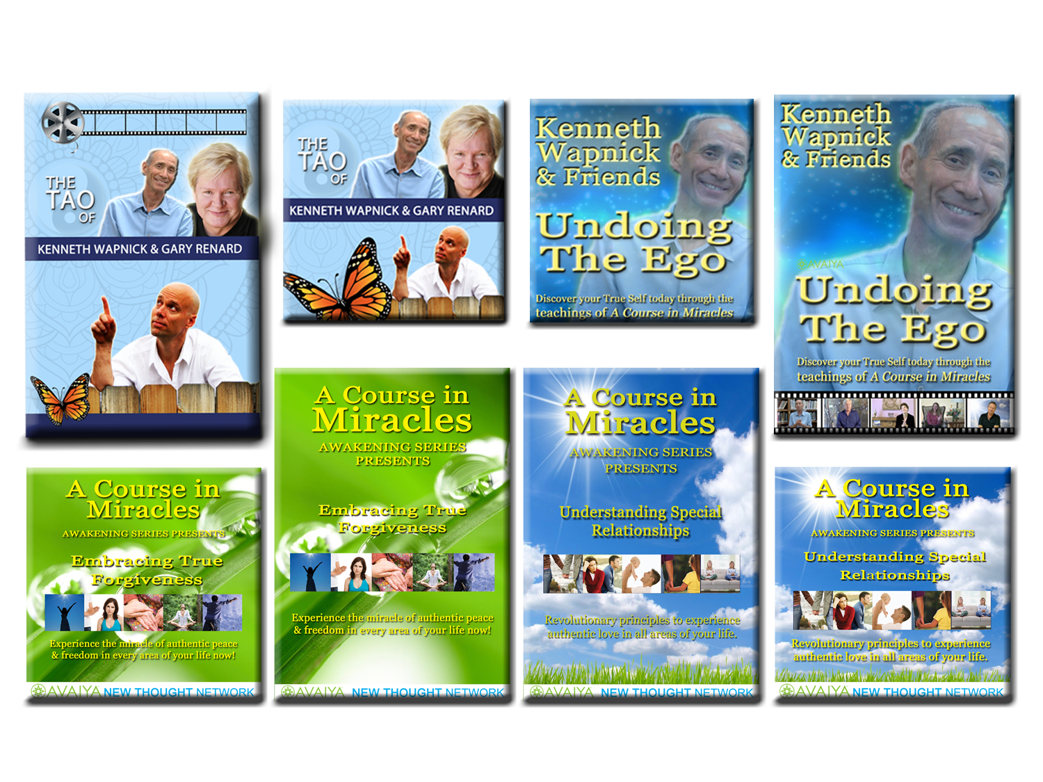 The Ken & Gary 8 Pack Miracles Bundle -Digital Download
