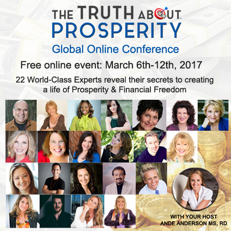 The Truth About Prosperity Global Online Conference