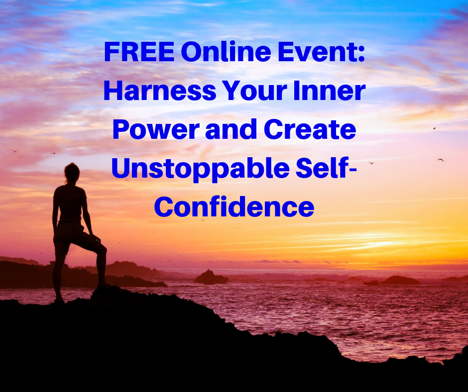 Join Us For The FREE Be Confident Online Conference