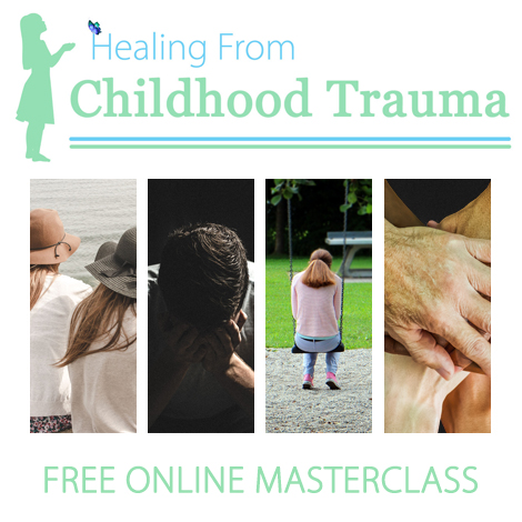 Join Us For The FREE Healing From Childhood Trauma Masterclass